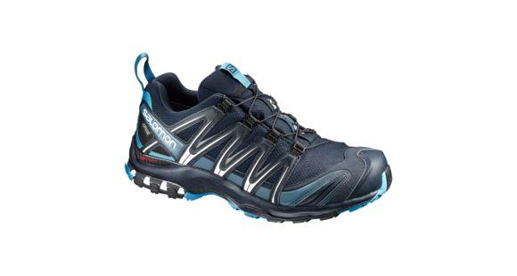 salomon xa pro 3d gtx trail running shoes review navy