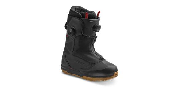 Vans Verse Snowboard Boots Men's, BlackGum, 15 US, VN0A3DIQT12 15 — Mens Shoe Size: 15, Gender: Male, Color: BlackGum, Footwear Application: