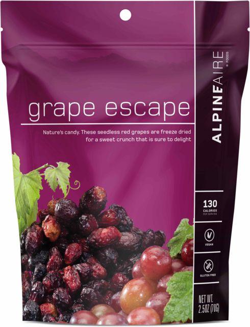 photo: AlpineAire Foods Grape Escape
