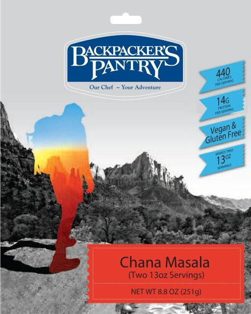 photo: Backpacker's Pantry Chana Masala