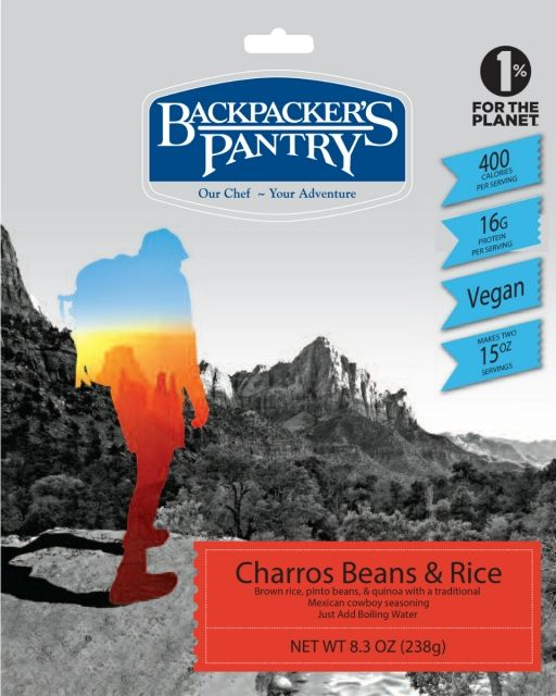 photo: Backpacker's Pantry Charros Beans & Rice