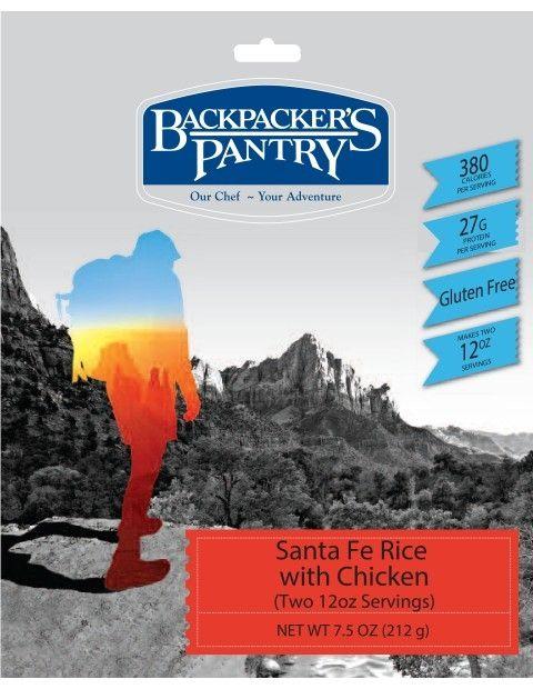 photo: Backpacker's Pantry Santa Fe Chicken