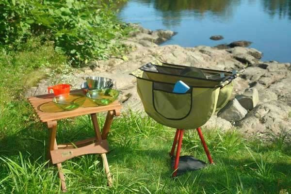 BYER of Maine Camp Furniture Trilite Wash Station Combo 310W