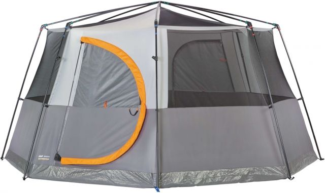photo: Coleman Octagon 8-Person Tent with Full Fly