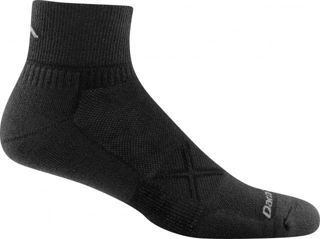 photo: Darn Tough Men's Vertex 1/4 Sock Ultra-Light Cushion