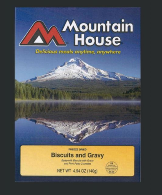 photo: Mountain House Biscuits and Gravy