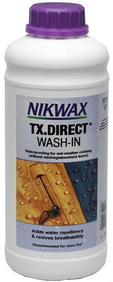 photo: Nikwax TX.Direct Wash-In