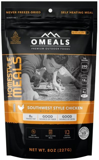 photo: OMeals Southwest Style Chicken with Rice