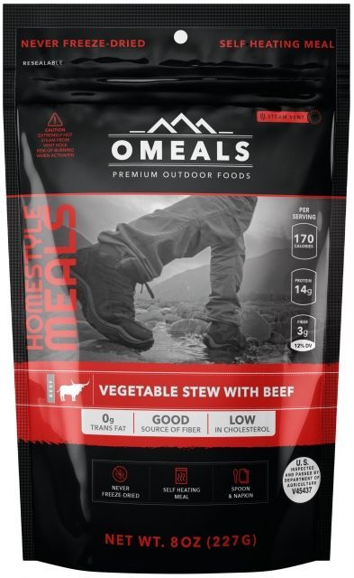 photo: OMeals Vegetable Stew with Beef