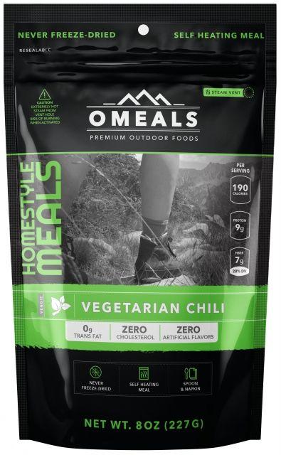 photo: OMeals Vegetarian Chili