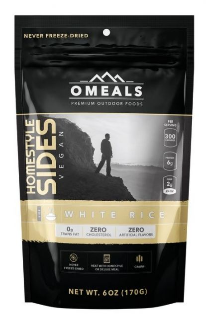 photo: OMeals White Rice