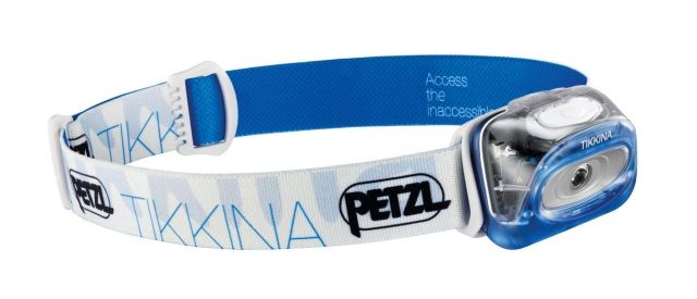 photo: Petzl Tikkina