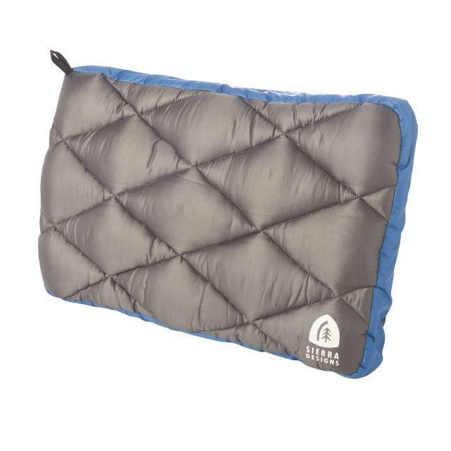 photo: Sierra Designs DriDown Pillow