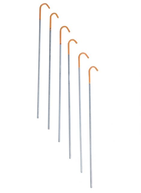 photo: Terra Nova Titanium 1g Skewer Pegs