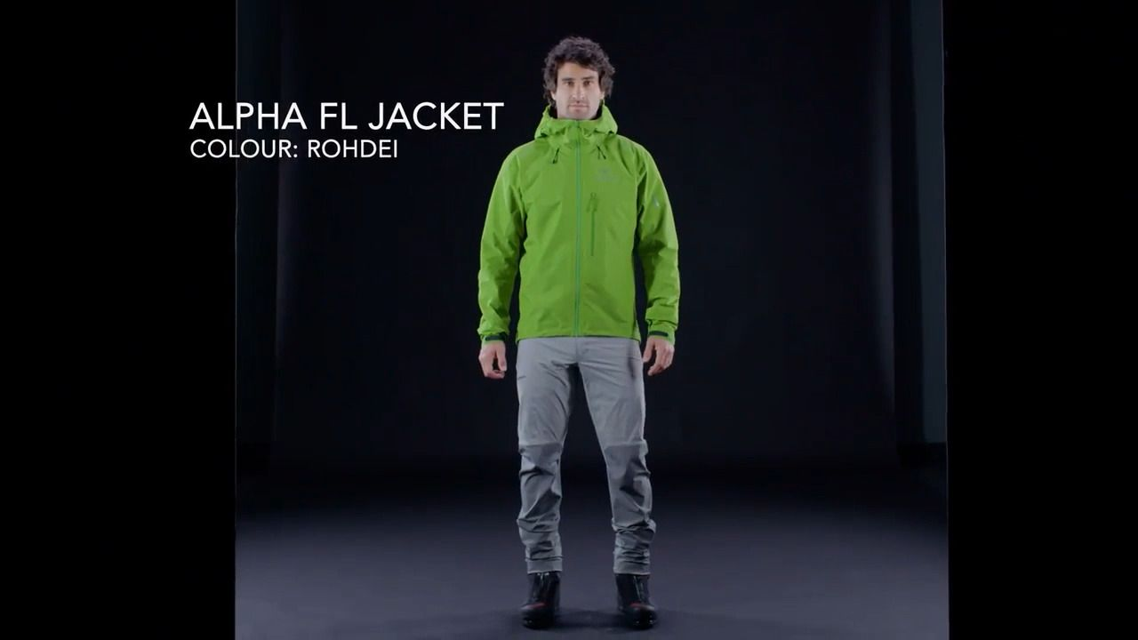 8ae41ae3a5 Arc'teryx Alpha FL Jacket - Men's with Free S&H — CampSaver