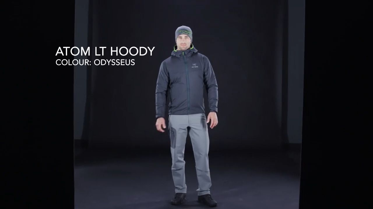 Arc Teryx Atom Men S Lt Hoody With Free S H Campsaver