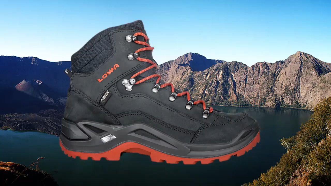 offizielle Fotos Keine Verkaufssteuer authentisch Lowa Renegade LL Mid Hiking Boots - Men's