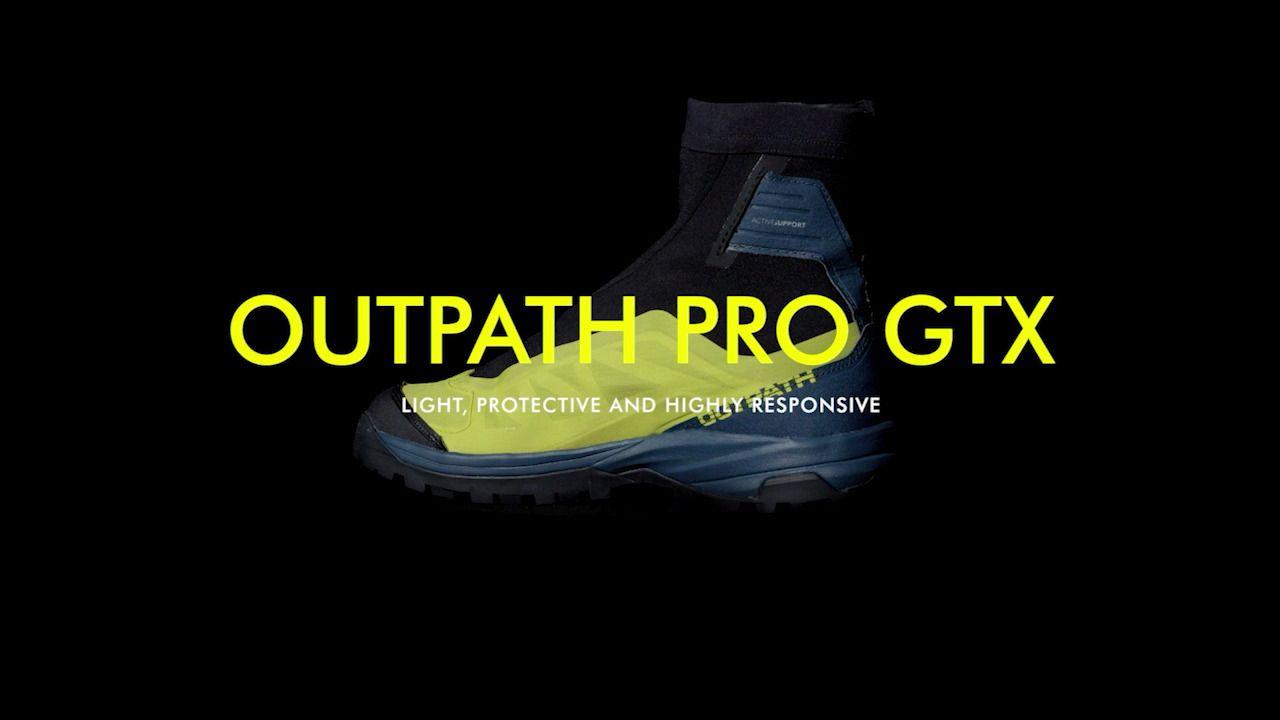 bab8a987ff Salomon Outpath Pro GTX Hiking Shoe - Men's