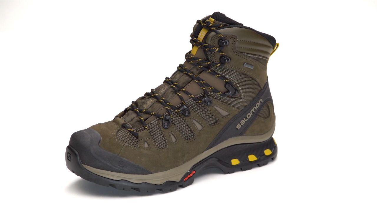 a143118234c7 Salomon Quest 4D 3 GTX Backpacking Boots - Mens with Free S H ...