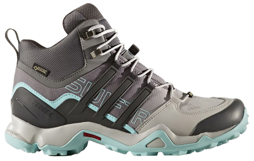 13886ba63 Adidas Outdoor Terrex Swift R Mid GTX Hiking Boot - Women s BZ0593-6 ...