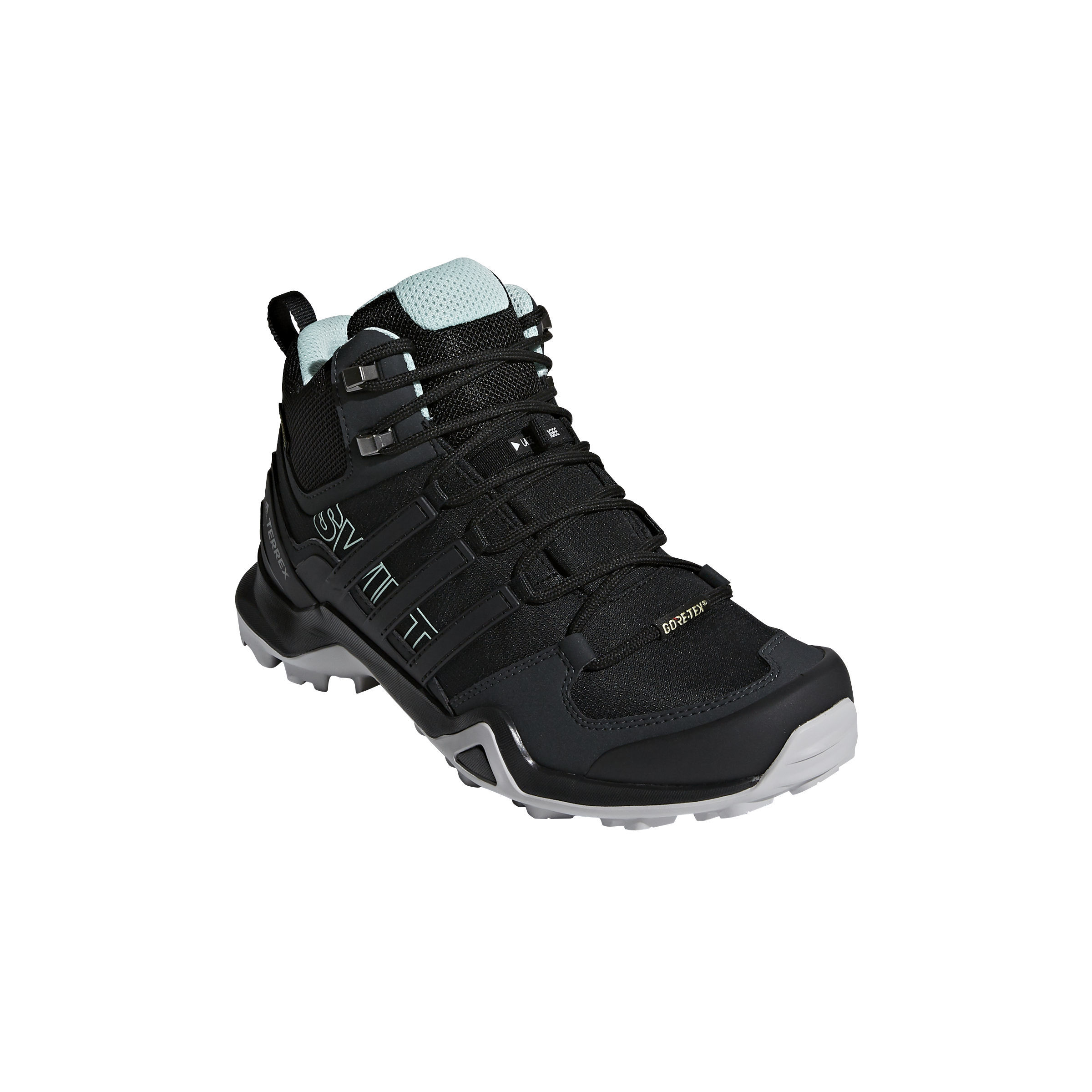 23fd2c1587dac Adidas Outdoor Terrex Swift R2 Mid GTX Hiking Shoes - Women s with Free S H  — CampSaver