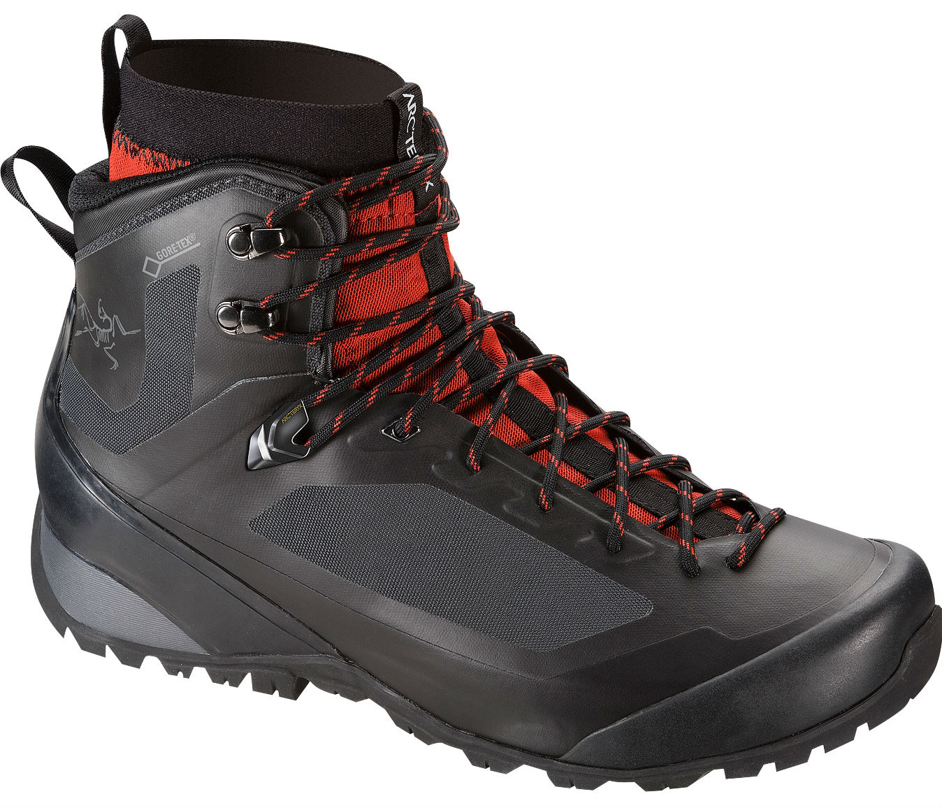 9cc4be018 Arc teryx Bora2 Mid GTX Hiking Boot - Mens with Free S H — CampSaver