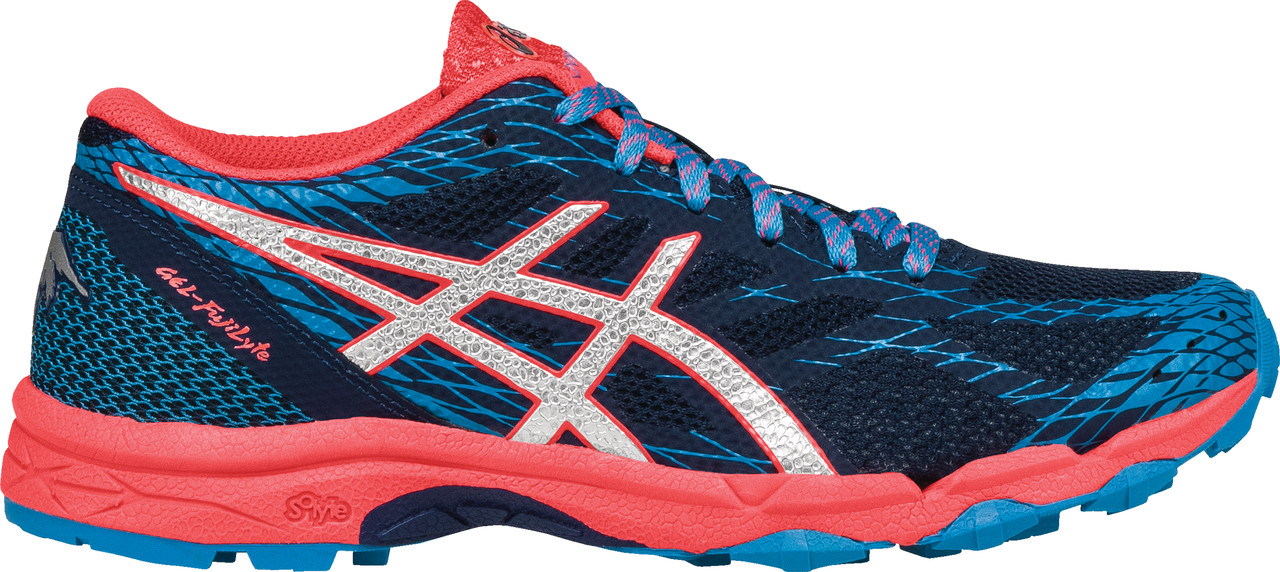 Asics Gel FujiLyte Trail Running Shoe Womens