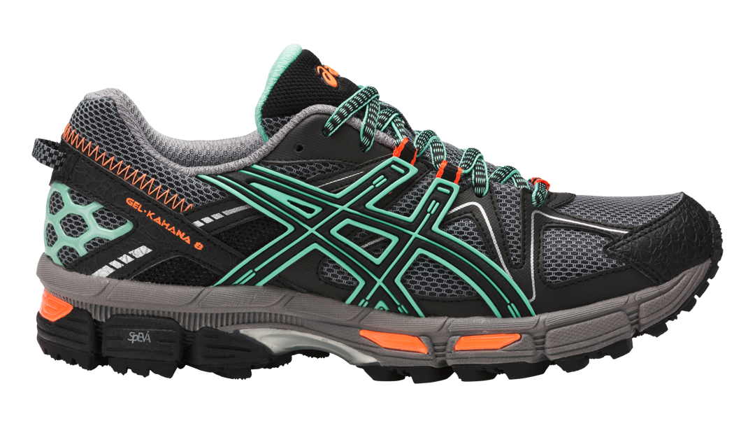 Asics Gel Kahana 8 Trail Running Shoe Womens