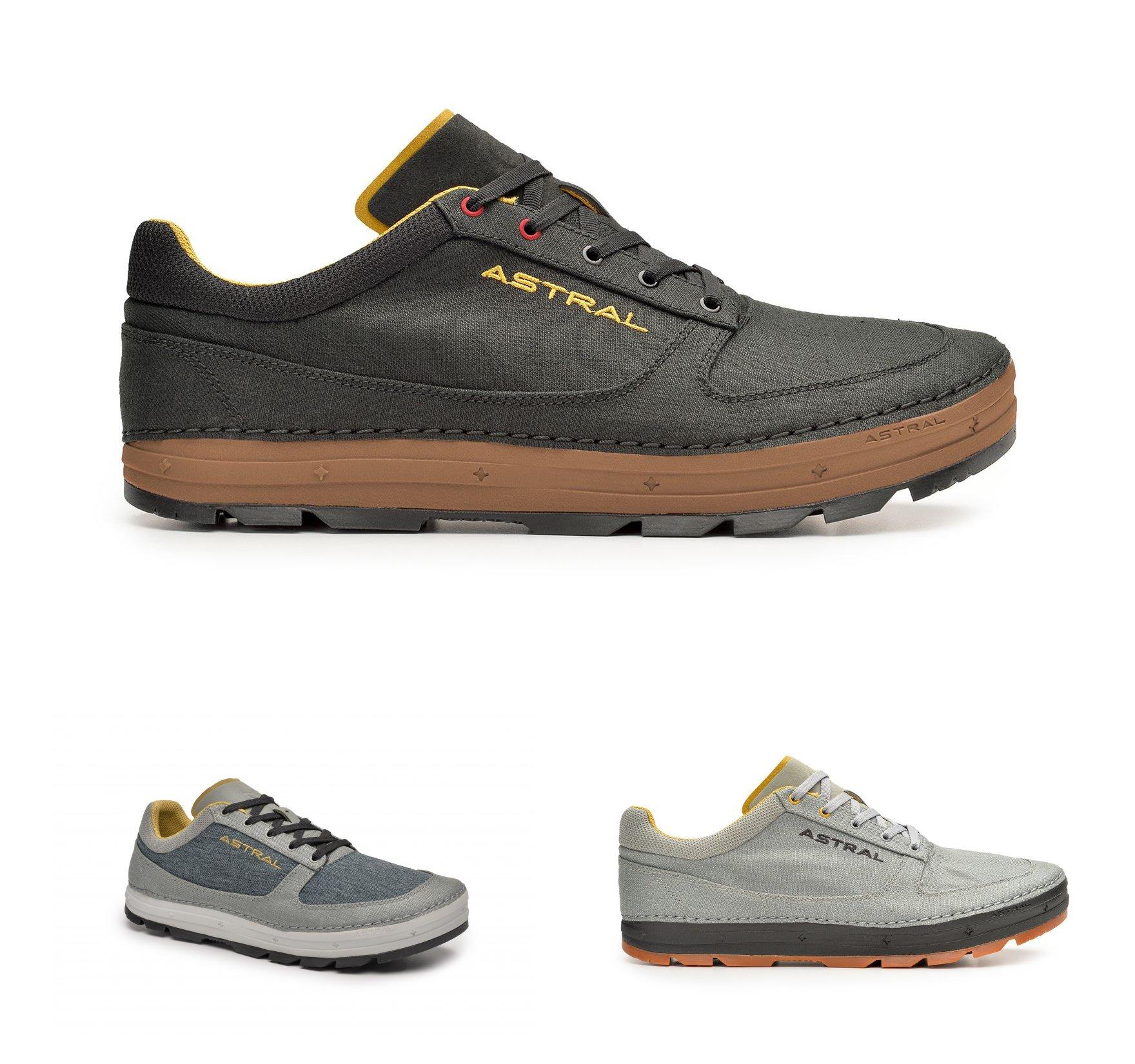Astral Hemp Donner Hiking Shoes Men's