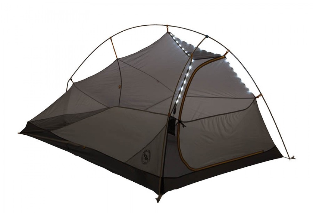 Big Agnes Fly Creek HV UL 2 mtnGLO Tent - 2 Person 10b1862867