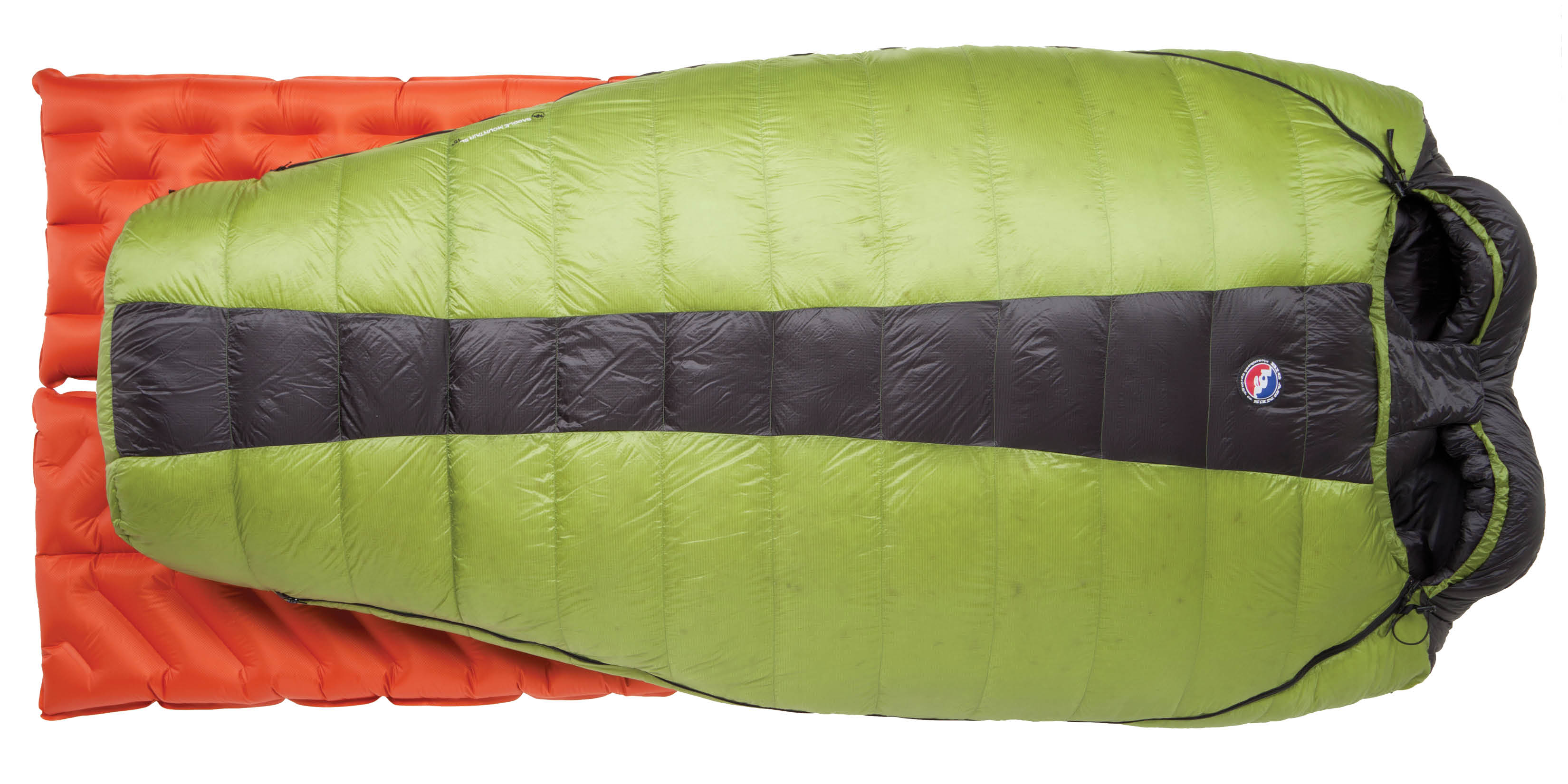 cd9ab067d192 Big Agnes Saddle Mountain SL 15 Double Sleeping Bag 700 Down — CampSaver