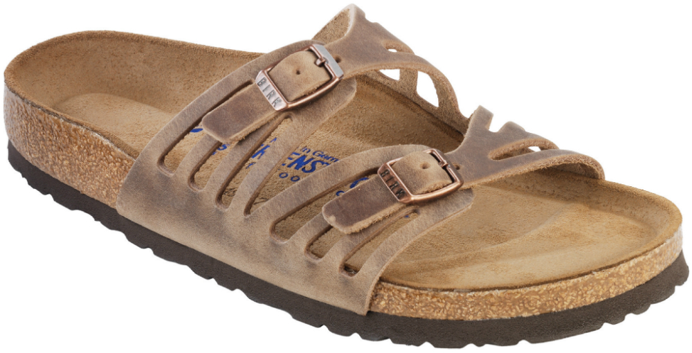 7923f9a8358b7 Birkenstock Granada Soft Footbed Sandal - Womens with Free S H — CampSaver