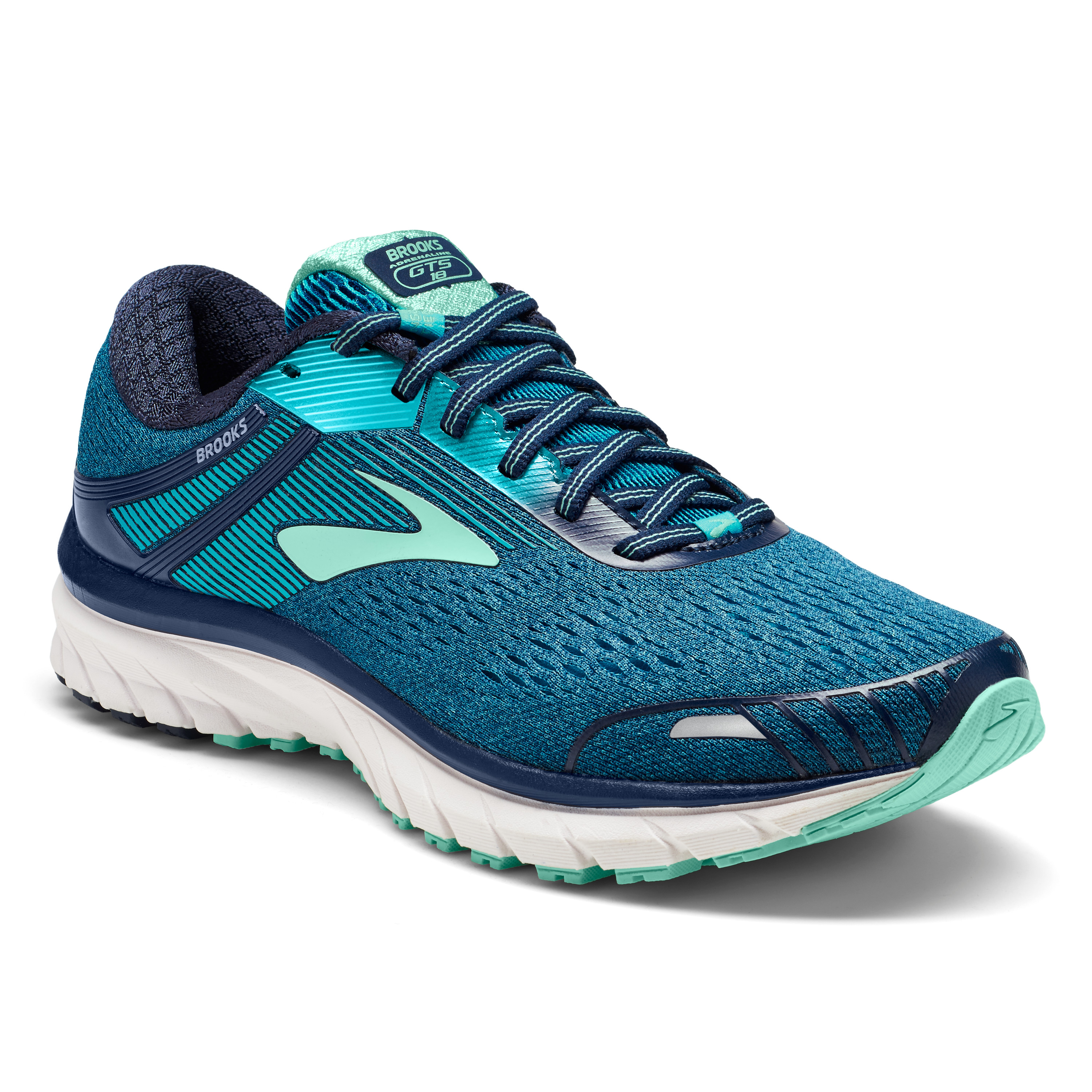 07be4149acb Brooks Adrenaline GTS 18 Road Running Shoes - Womens