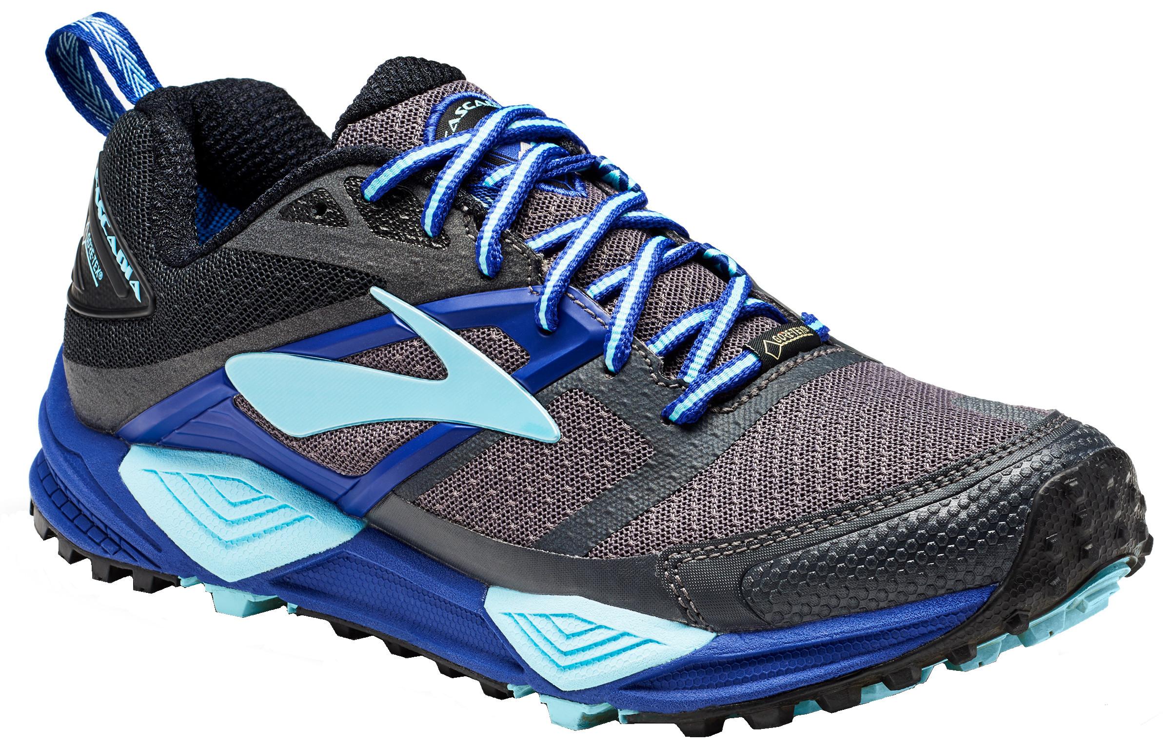 e1f73b363cc Brooks Cascadia 12 GTX Trail Running Shoe - Women s 1202521B025.060 ...