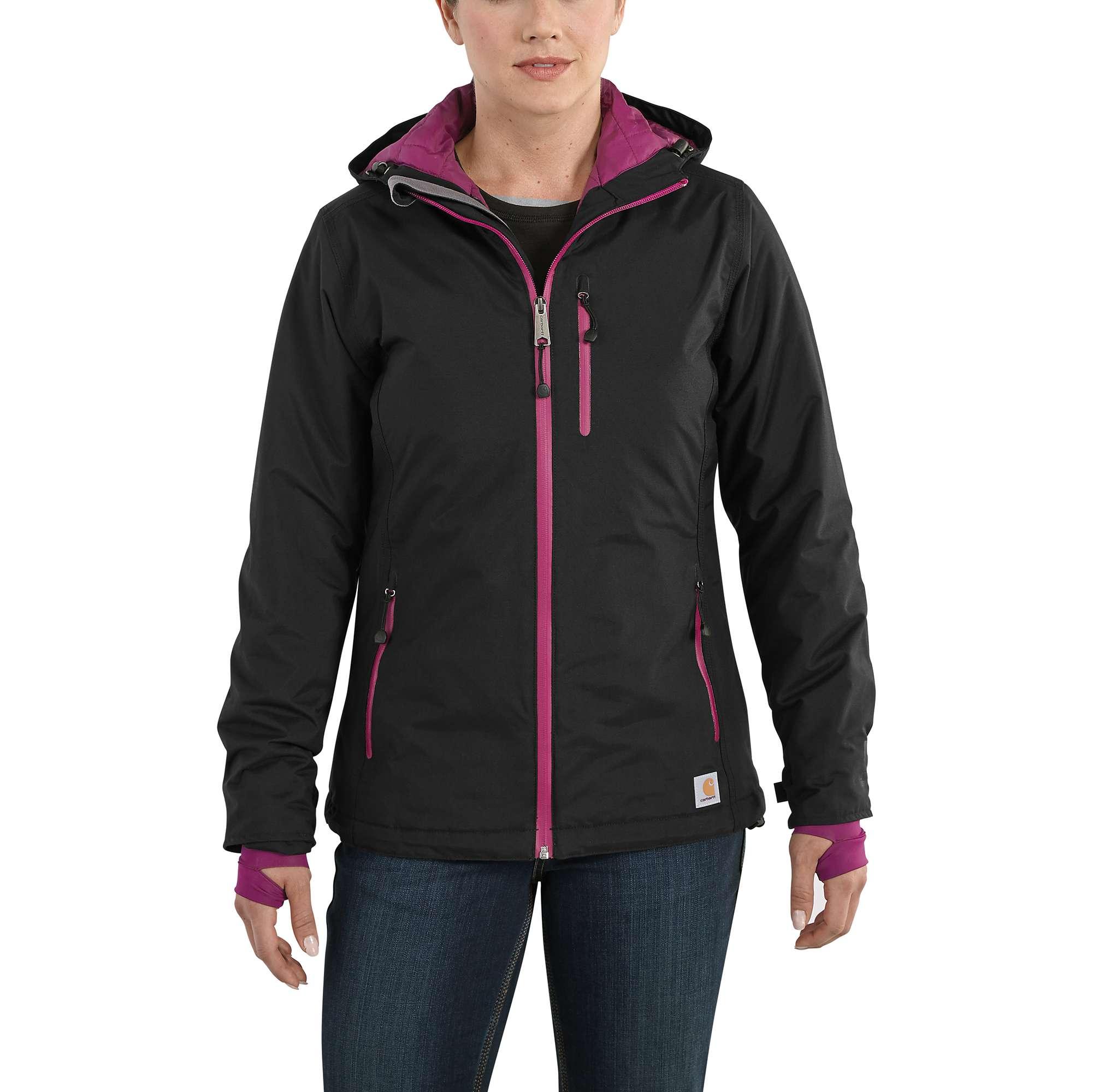 Carhartt Elmira Jacket for Womens — CampSaver 1b96f9301e