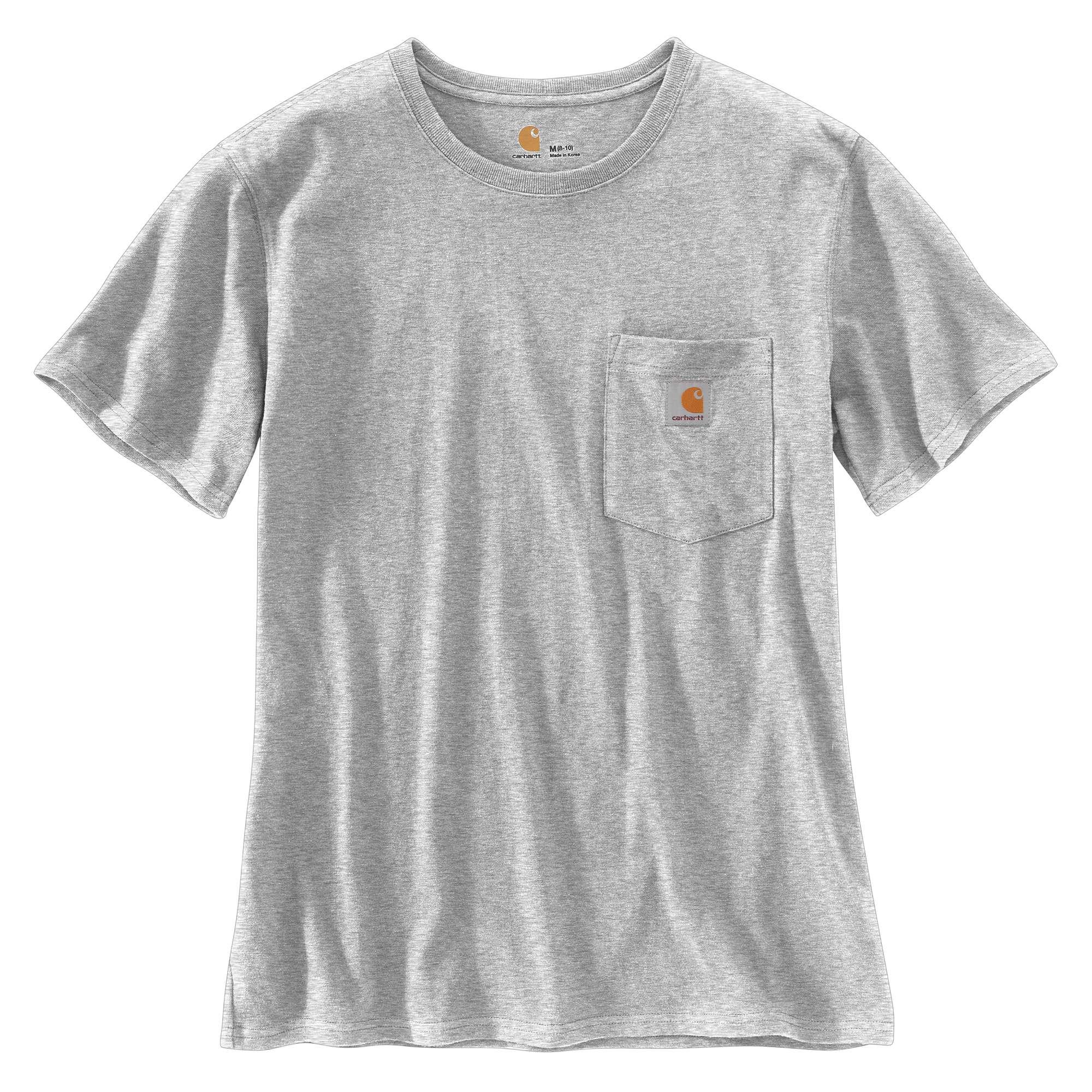 f690c551b9d Carhartt WK87 Workwear Pocket Short Sleeve T-shirt - Women s