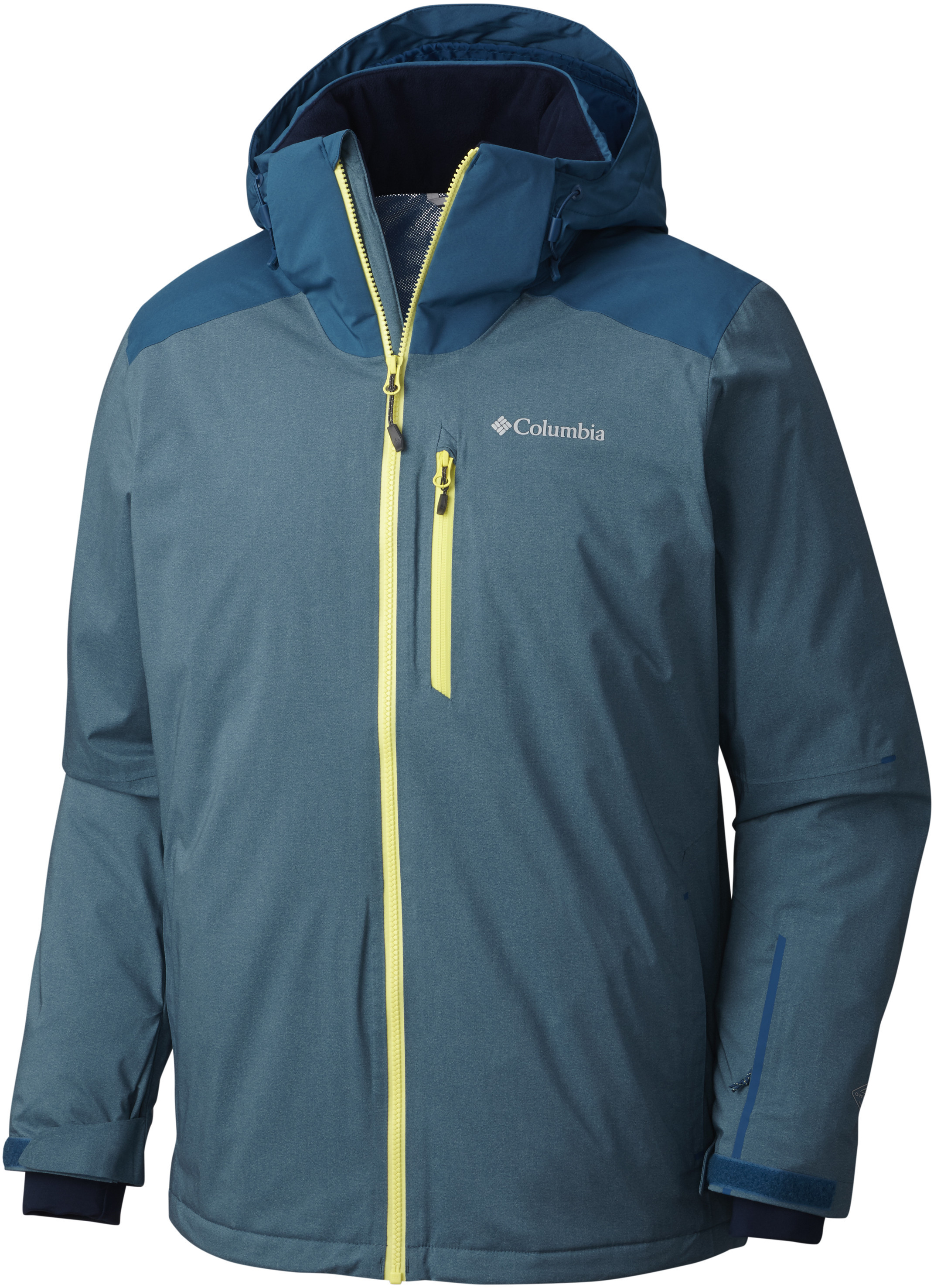 20926e25b Columbia Lost Peak Jacket - Men's, Up to 45% Off with Free S&H — CampSaver