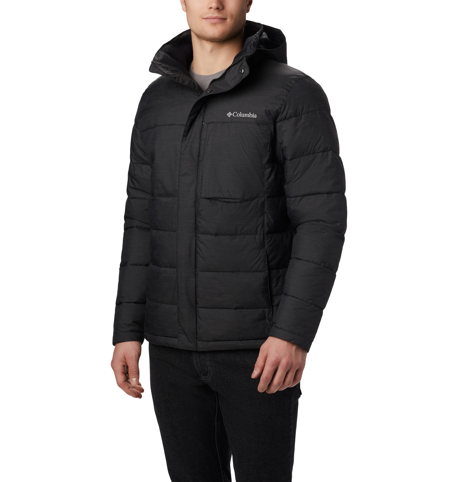 Columbia Ridgeview Peak Hooded Jacket Men's