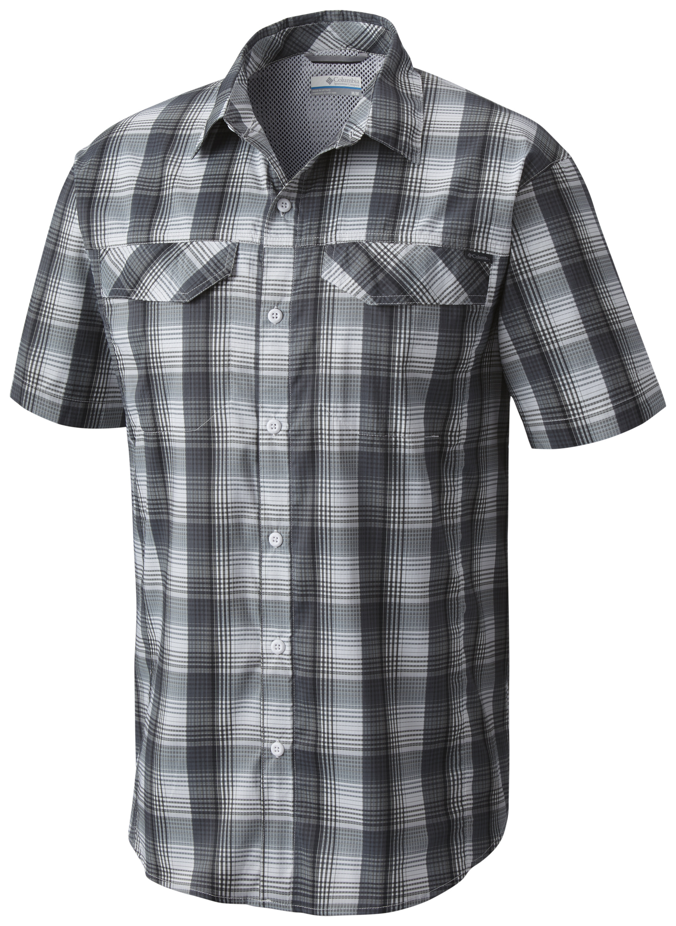 ef86847b1fc Columbia Silver Ridge Lite Plaid Short Sleeve - Mens, Up to 49% Off —  CampSaver