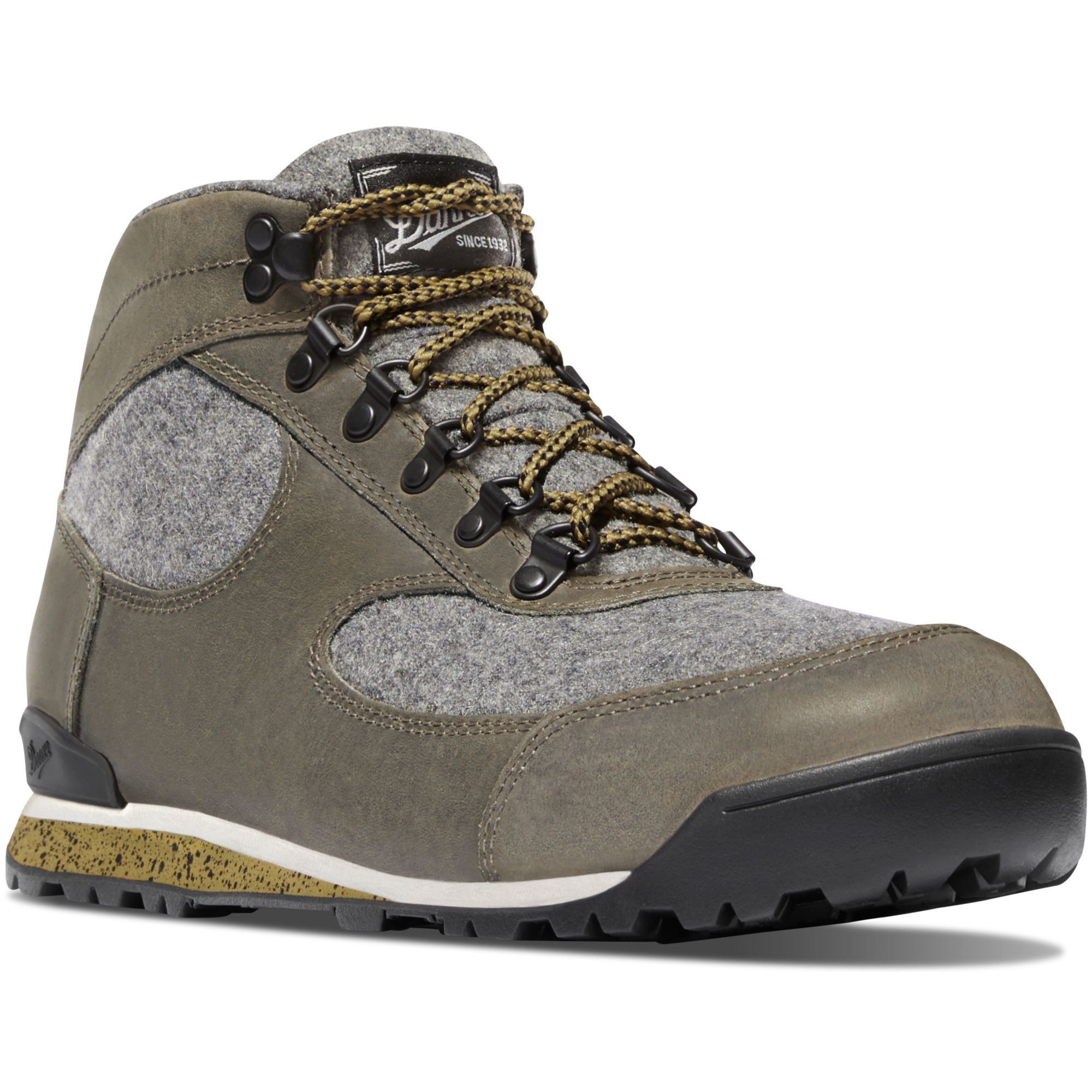 a4c310e1db7 Danner Jag Wool 4.5in Height Hiking Boots - Men's