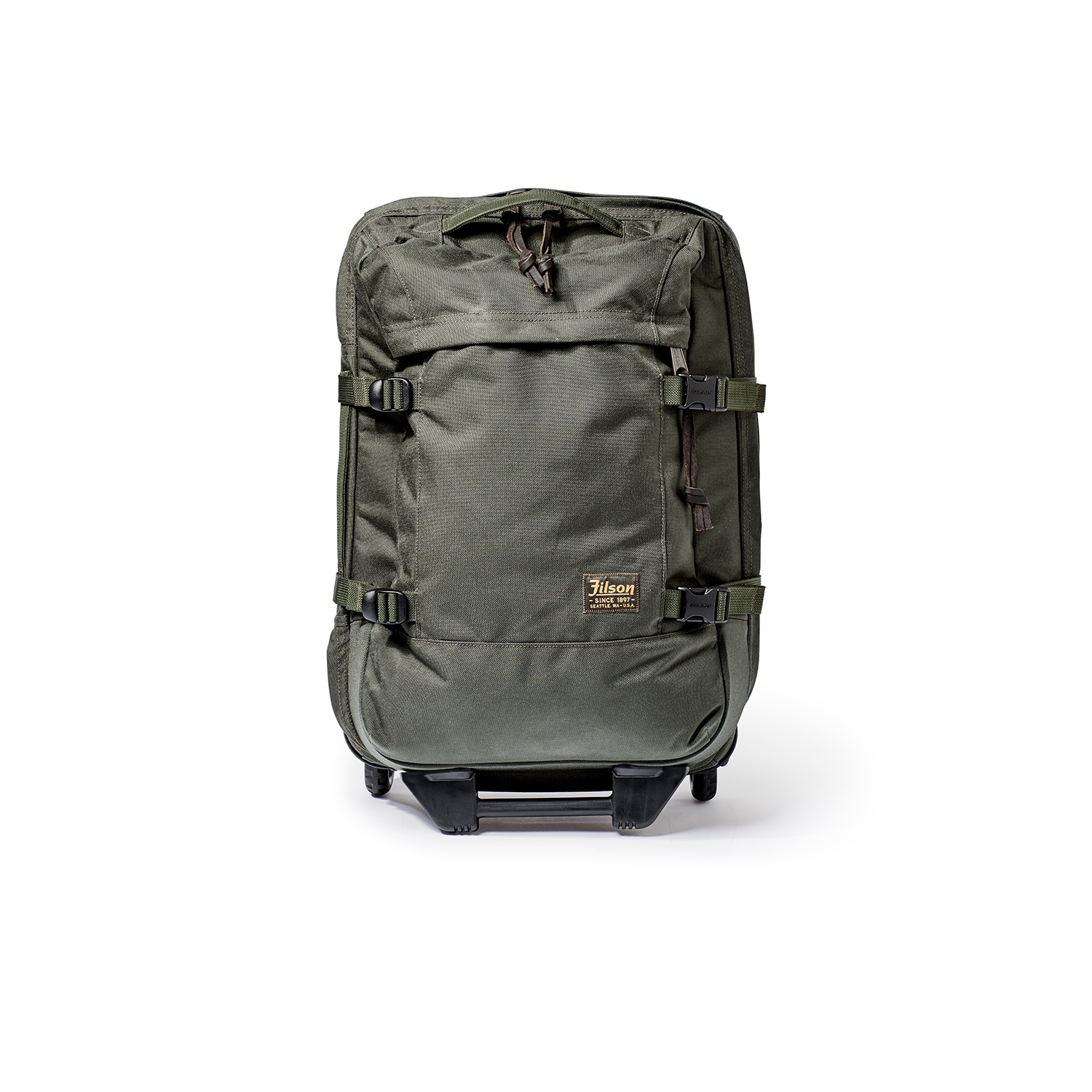 85305badfc44 Filson Dryden 2-Wheeled Carry-On Bag with Free S H — CampSaver