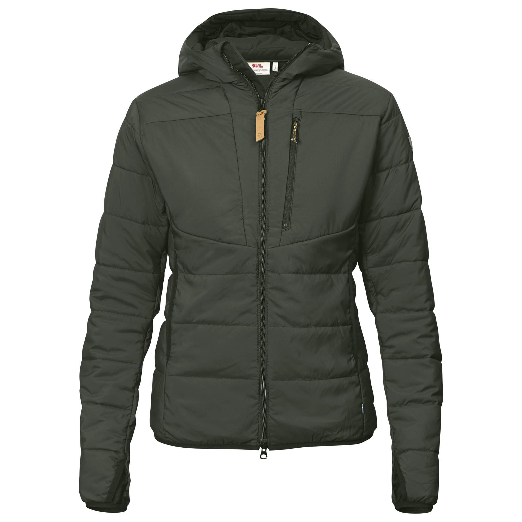 Felpa Donna Fj/ällr/även Keb Fleece Vest W