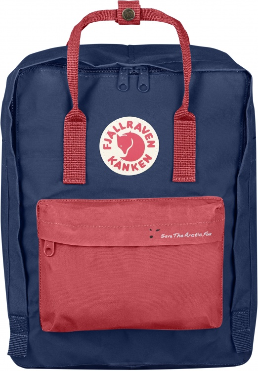 7104d4a2403 Fjallraven Save the Arctic Fox Kanken Backpack F23495-540-319 with Free S H  — CampSaver
