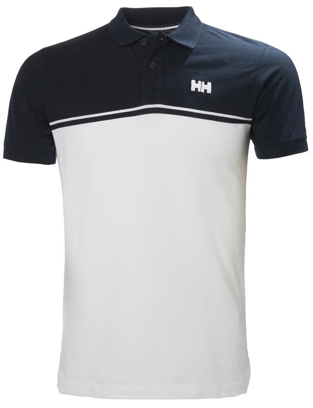 Small Navy Helly Hansen Mens HP Ocean Polo