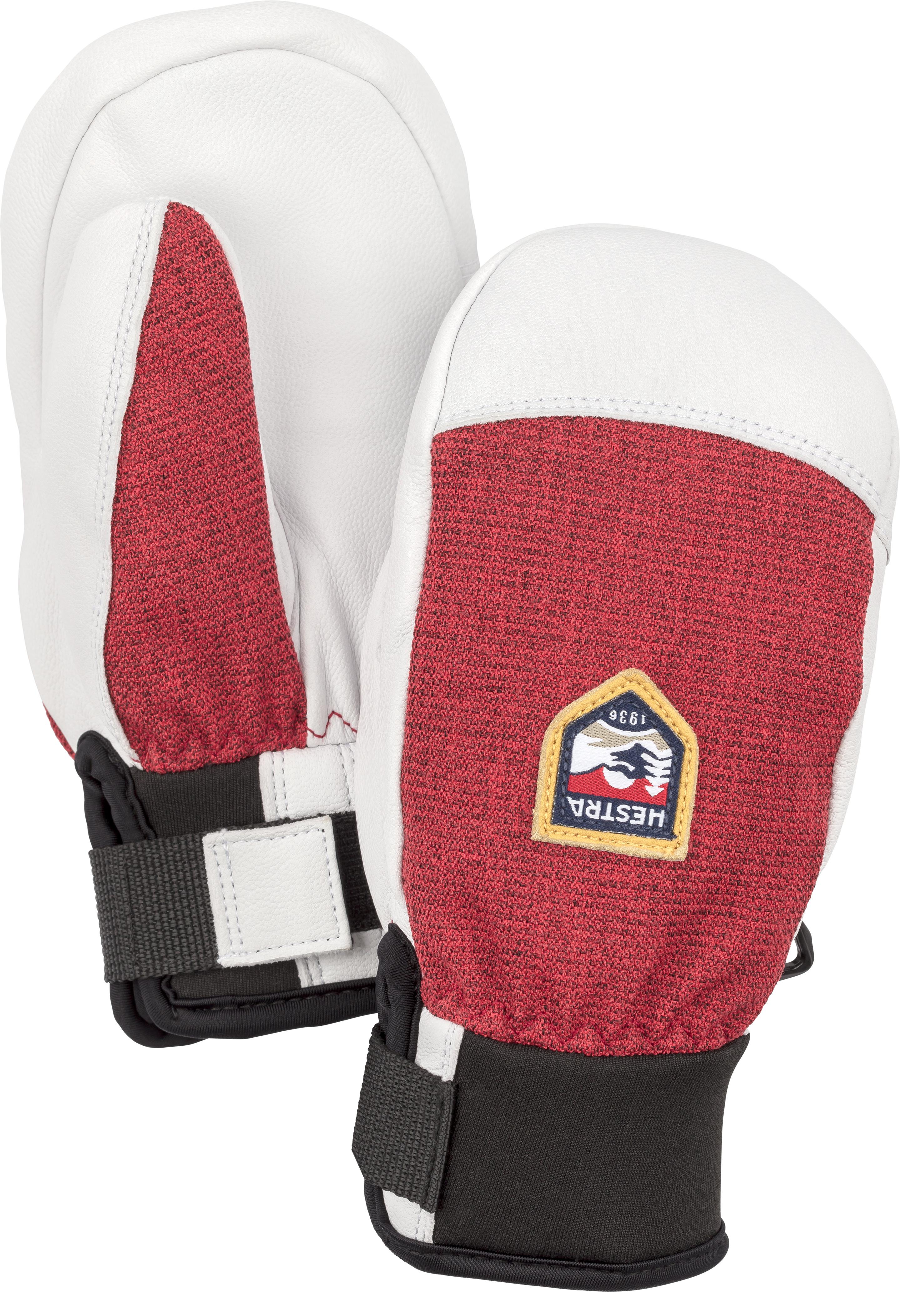 Hestra Army Leather Patrol Junior Mitt - Kid s 06458090231b