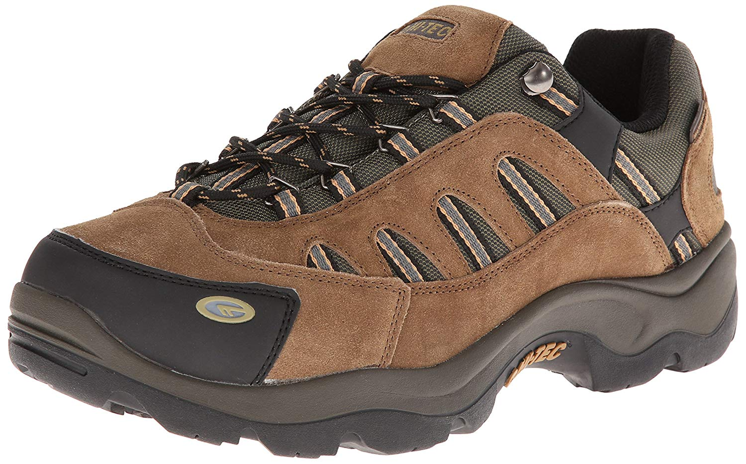 0895b433e28b43 Hi-Tec Bandera Low WP Hiking Boots - Men's with Free S&H — CampSaver