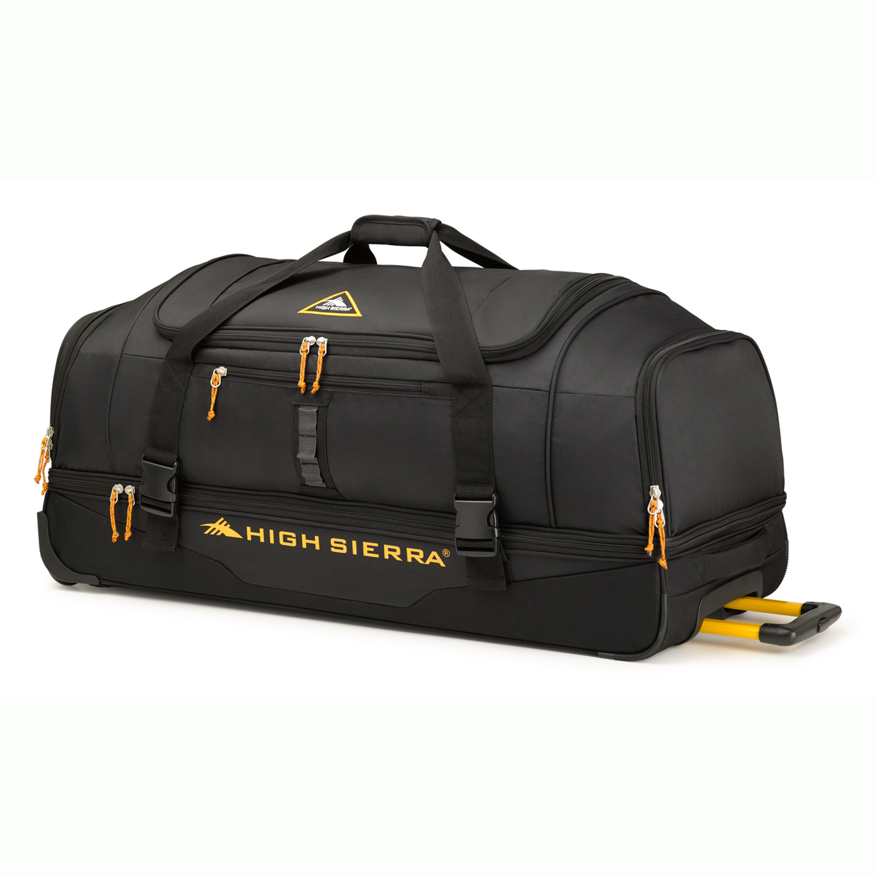 cb08bb54c1 High Sierra Pathway Series 36 In Drop-Bottom Duffel with Free S H —  CampSaver