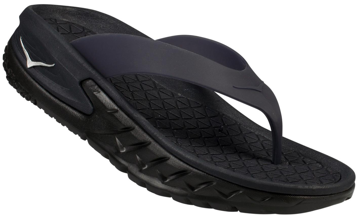 c2b726631204 Hoka One One Ora Recovery Flip Sandal - Women s 1018353-BLK-05