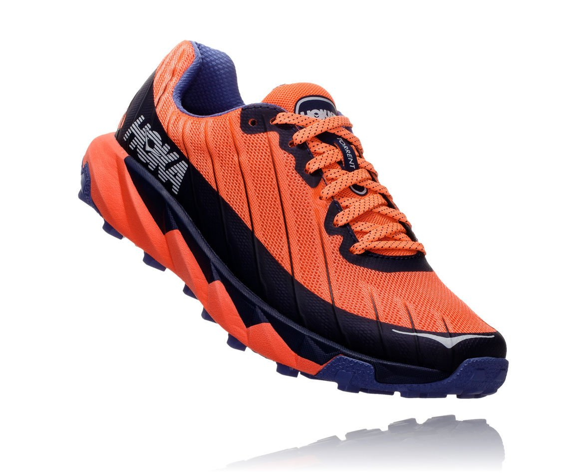 27dee1d6040a Hoka One One Torrent Trail Running Shoes - Women s 1097755-LPDB-7 with Free  S H — CampSaver