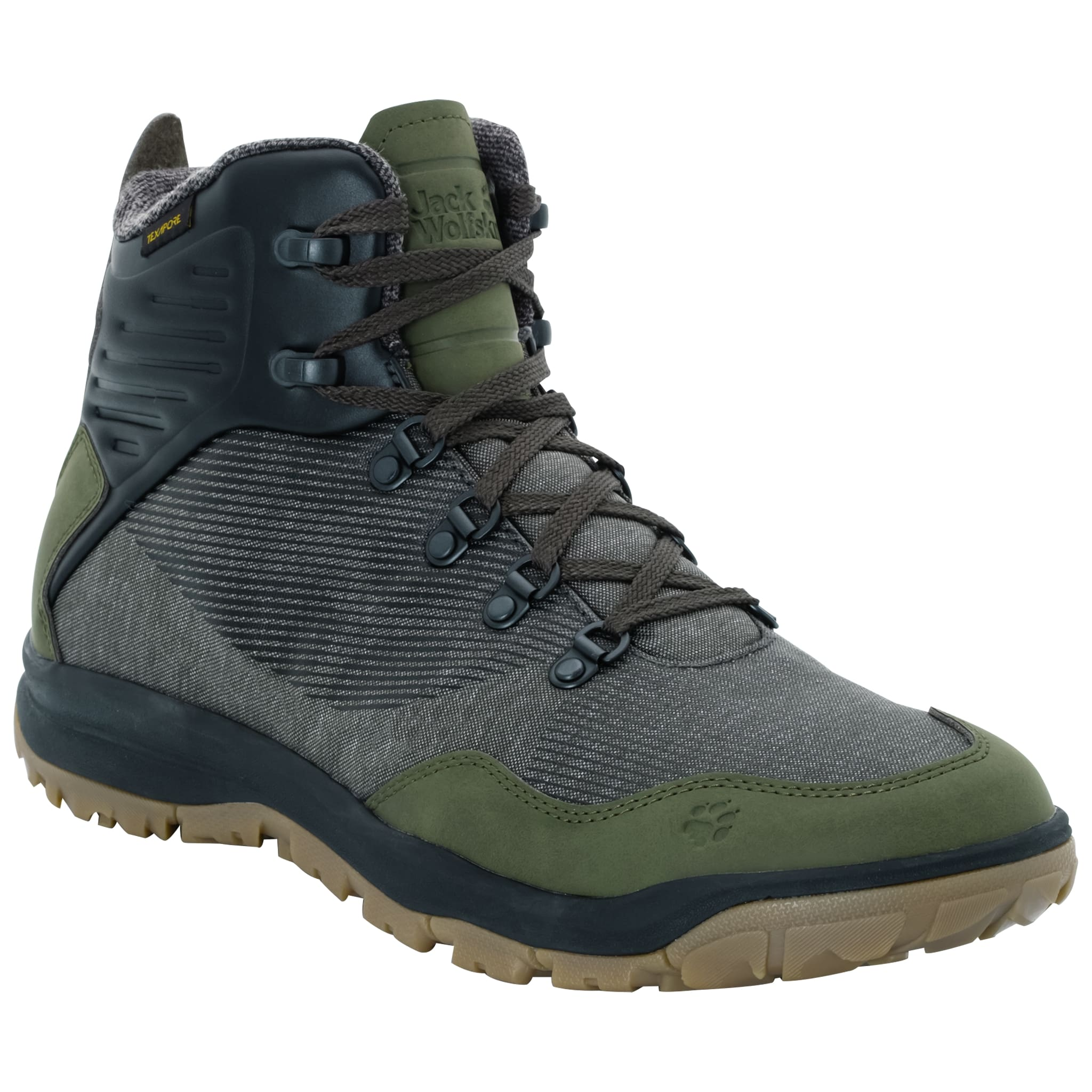 Jack Wolfskin Seven Wonders Texapore Mid Hiking Boots Men's